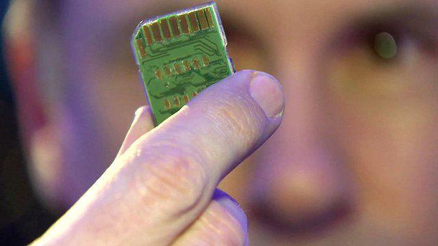 Intel's Edison chip