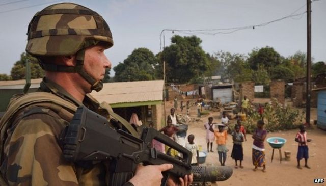 France 'underestimated' Central African Republic hatred