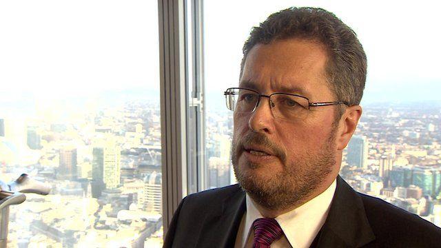 Karl Koehler, chief executive of Tata Steel's European operations