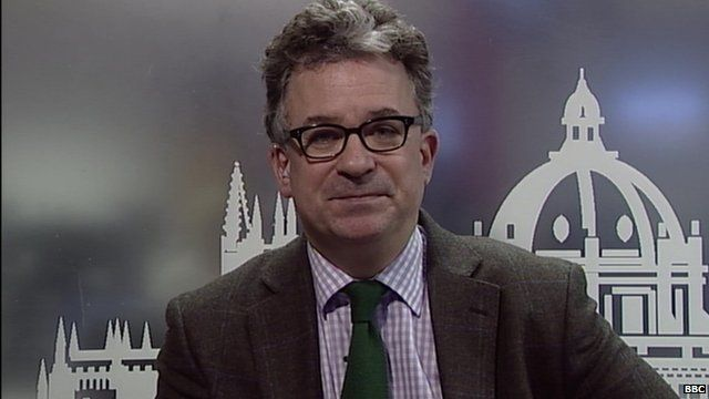 Catholic Commentator, Dr Austen Ivereigh