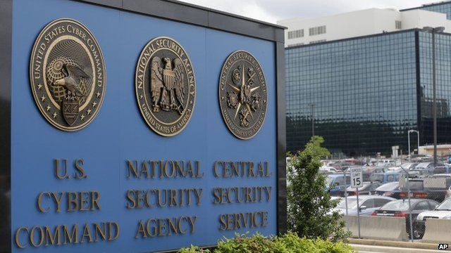 National Security Agency campus in Fort Meade