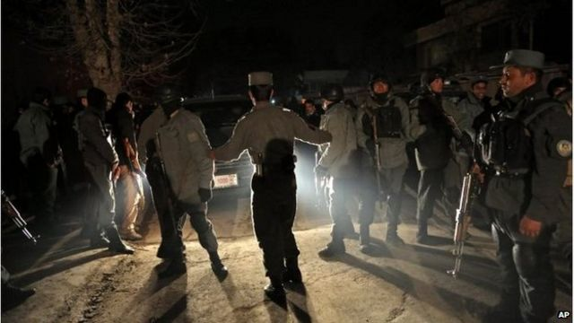 IMF and UN officials killed in Kabul restaurant attack
