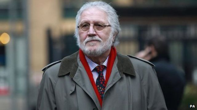 Dave Lee Travis trial: DJ 'groped woman at dance'