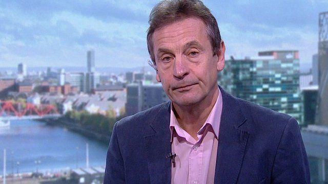 Liberal Democrat MEP, Chris Davies