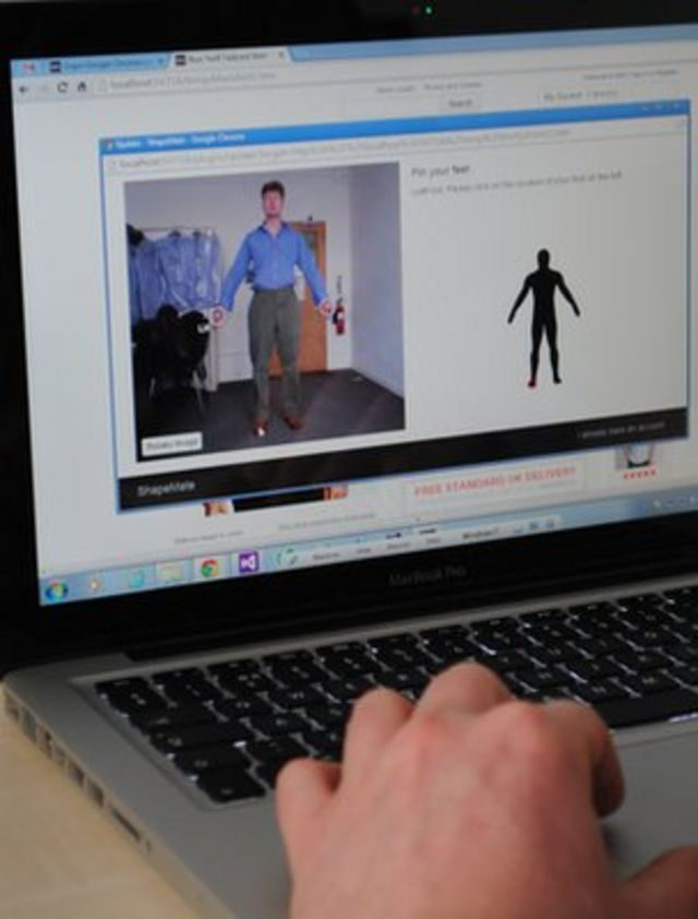 'Virtual mannequins' promise better fit for online shoppers