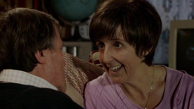 Julie Hesmondhalgh who plays Hayley