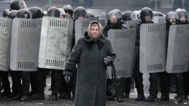 Russia's Sergei Lavrov: Ukraine getting 'out of control'