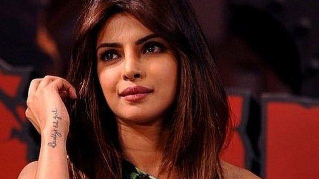 Not absolutely Priyanka chopra actress think, that