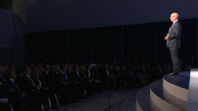 WEF Executive Chairman Klaus Schwab