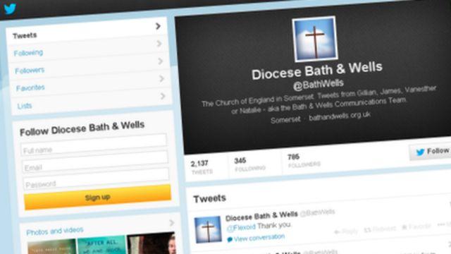 Thou shalt tweet responsibly, Church urges clergy and staff