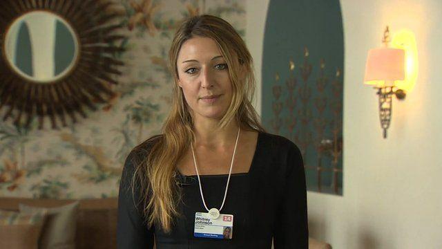 Whitney Johnson, CEO of Ubuntu Africa