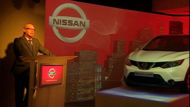 Nissan's Trevor Mann