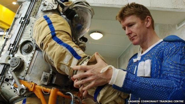 Space travel vital to our survival, says UK astronaut