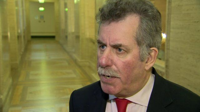 SDLP MLA Alban Maginness described the compensation figures as shocking