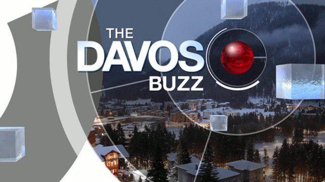 The Davos Buzz