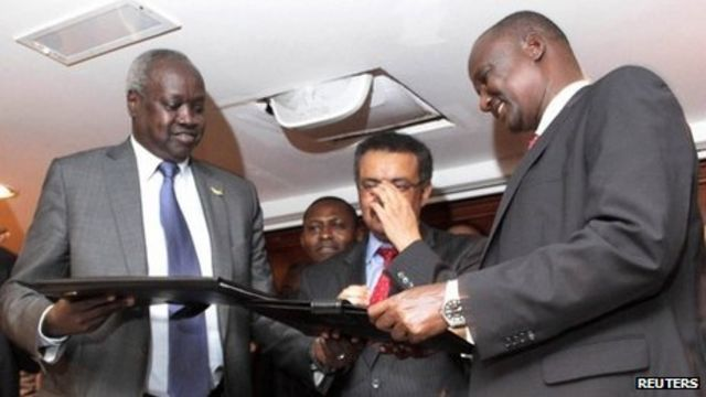 South Sudan ceasefire takes effect