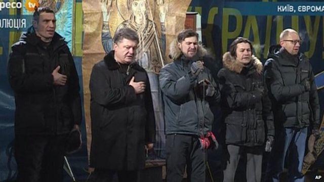 Ukraine crisis: Yanukovych offers jobs to opposition