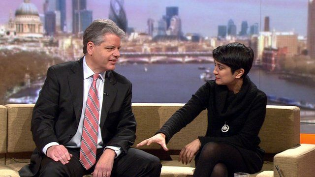 Shami Chakrabarti and Martin Ivens review the Sunday papers
