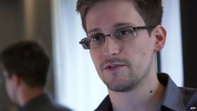 NSA 'engaged in industrial espionage' - Snowden