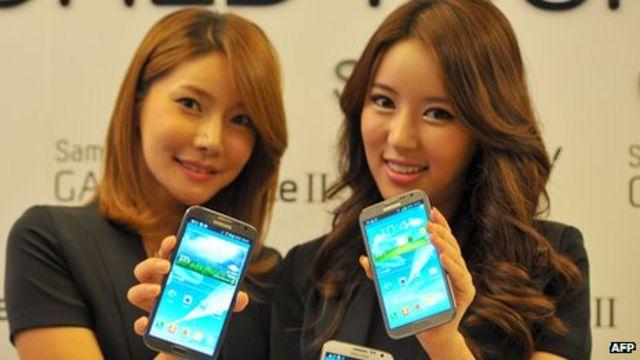 Global smartphone shipments top one billion 'milestone'