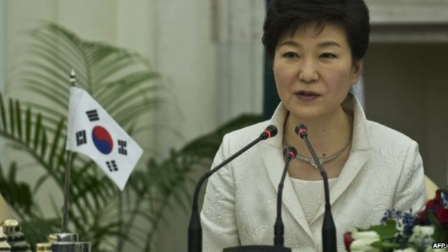 Why is South Korea plugging unification?