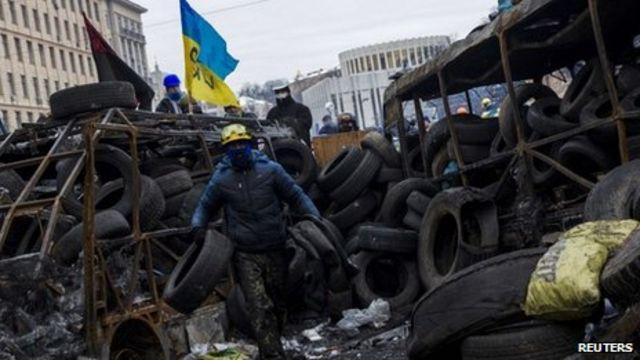 Ukraine's PM Azarov and government resign