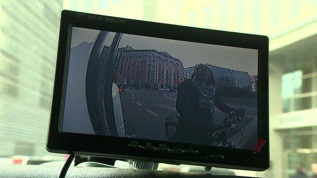 Lorry camera