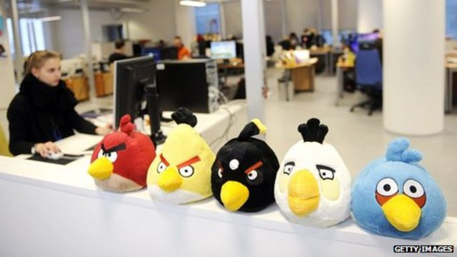 Angry Birds website hacked after NSA-GCHQ leaks