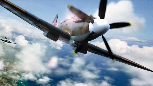 A plane - an image from World of Warplanes