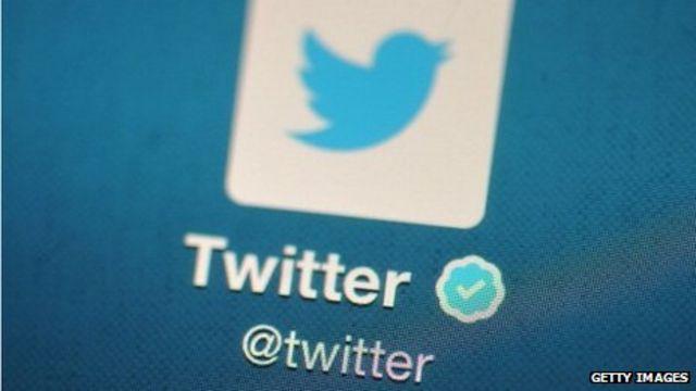 Rare Twitter username 'stolen'
