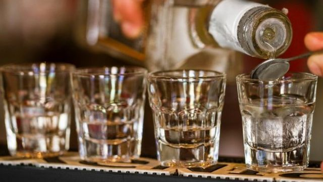 Vodka blamed for high death rates in Russia