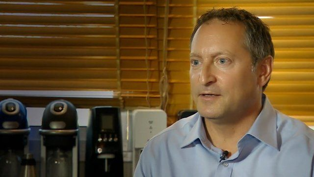 SodaStream CEO Daniel Birnbaum