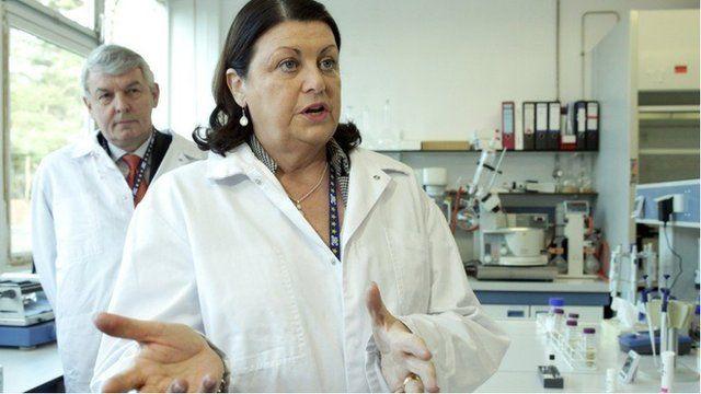 Commissioner Maire Geoghegan-Quinn