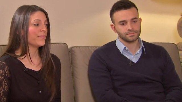 Stephanie and Mark Kercher ,