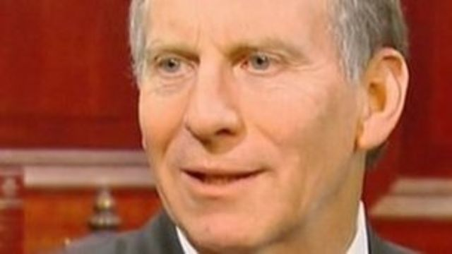 Richard Haass confident NI parties will eventually reach agreement