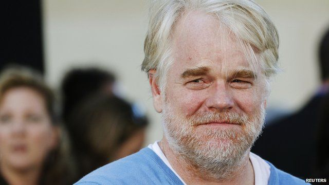 US actor Philip Seymour Hoffman