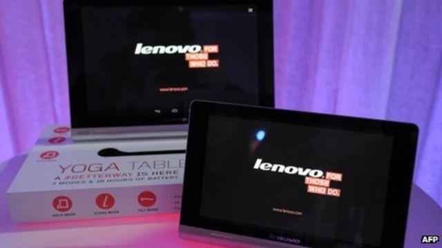 Lenovo shares drop 15% on strategy concerns