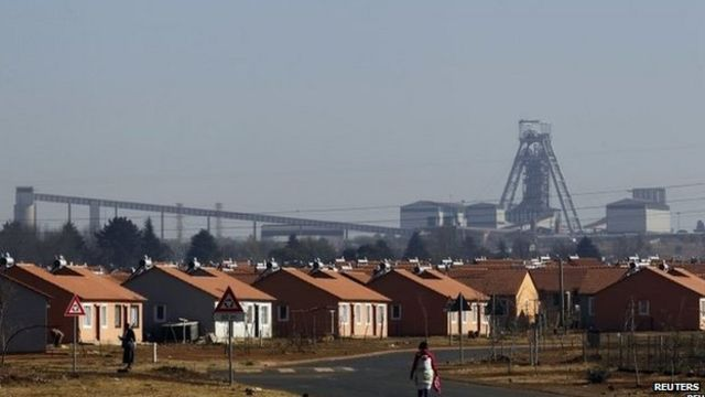 South African miners trapped in Doornkop Gold Mine fire