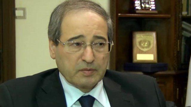 Faisal al-Mekdad