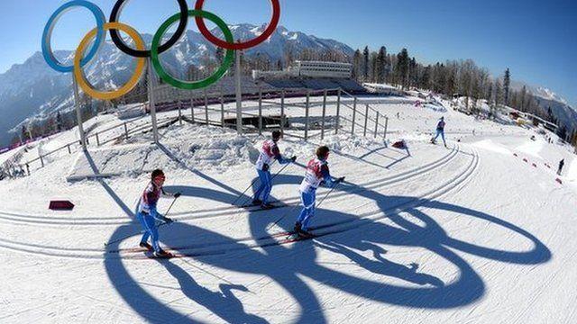 Sochi Winter Olympics, Russia