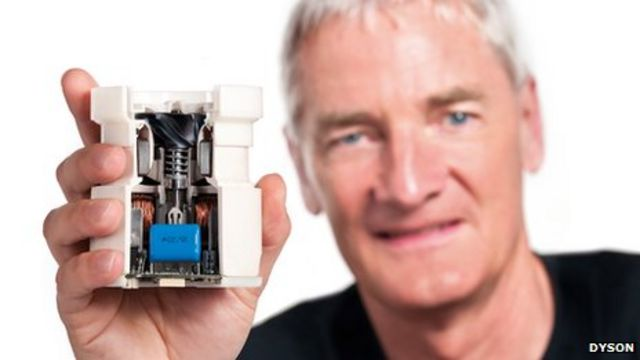 Dyson invests £5m in robotic vision lab with Imperial