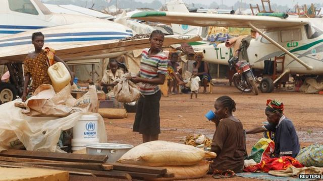 Central African Republic: 'Ethnic cleansing' of Muslims