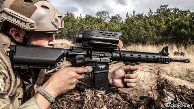 US Army tests TrackingPoint smart-rifle scopes