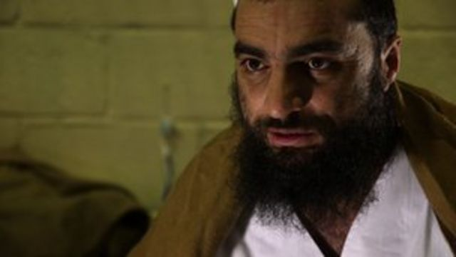 Rare look inside Afghanistan's Bagram jail
