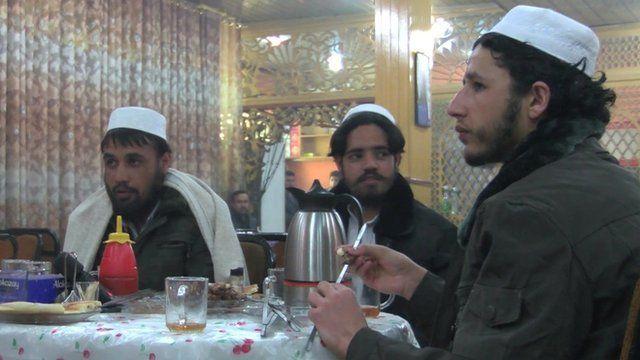 Former Afghan prisoners enjoy freedom in Kabul