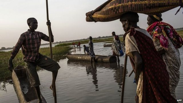 South Sudan ceasefire 'ends' amid Malakal fighting