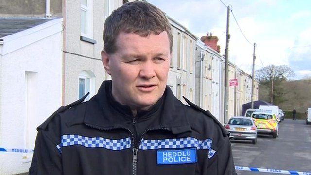 Chief Insp Ieuan Mathews