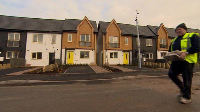 New estate in Wolverhampton