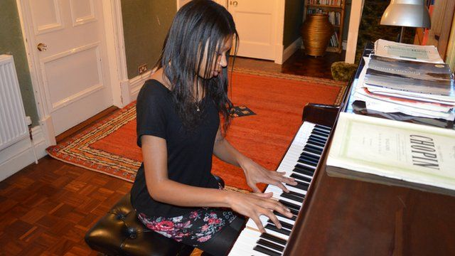 Isata Kanneh-Mason has played the piano since she was six years old.