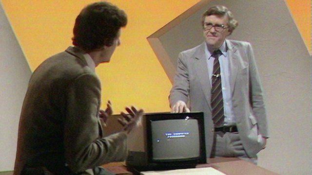 Chris Serle and Ian McNaught-Davis on The Computer Programme
